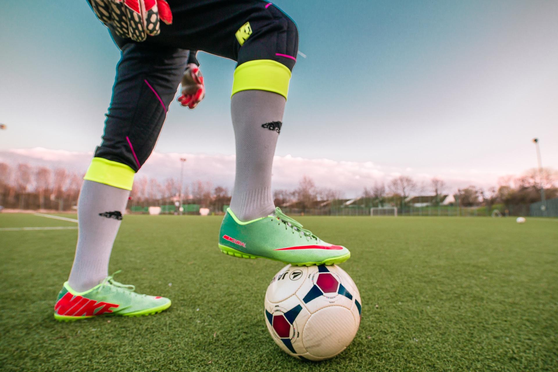 Morsomme oppvarmingsøvelser fotball